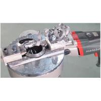 Buy cheap Cam Type Self Centering Pipe Cutting And Beveling Machine SCB -63 Metabo Motor product