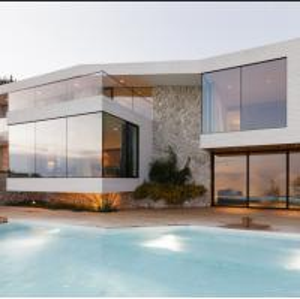 Buy cheap Foshan aluminium alloy casement window with fixed window product