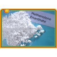 Buy cheap Methenolone Enanthate 303-42-4 Anabolic Oral Steroids Powder Muscle Methenolone Enanthate Primobolan Building product