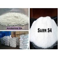 Quality Healthy Cutting Cycle Steroids Andarine / S4 / Gtx-007 Sarms For Fat Loss for sale