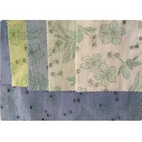 Buy cheap Popular Cotton Jacquard Upholstery Fabric High End Apparel Fabric product