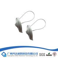 China 8.2mhz barcode label rf eas anti theft alarm Security Soft adhesive label sticker tag for supermarket on sale