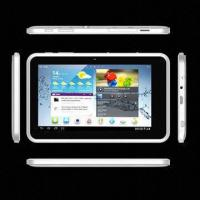 Buy cheap 7-inch Tablet PC with Cortex A9 Processor/1GB RAM/Android 4.0 OS/1024 x 600 Resolution/Wi-Fi/3G product