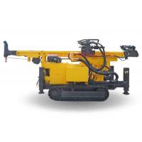 Buy cheap Diesel Power Construction Drilling Equipment 200m Hole Depth 13000kgs Weight product