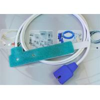 Buy cheap Nellcor oximax neonate Disposable SPO2 Probe Sensor , TPU 9 pins spo2 probe product