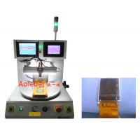 China Effective Automatic Soldering Machine , 0.5-0.7 MPA Soldering Tools And Equipment wholesale