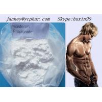 Buy cheap Fast Acting Anabolic Steroid Powder Drostanolone Propionate for Retain Strength product