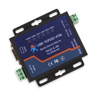 China [USR-TCP232-410s]  Serial RS232 RS485 to Ethernet Converter,  Modbus to ethernet converter on sale