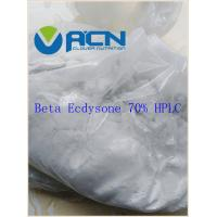 Buy cheap ACNS060 20-Hydroxyecdysone/Beta-ecdysone 95%HPLC/Cyanotis vaga extract white fine powder highest quality product