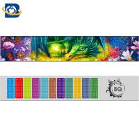 Buy cheap Fantastic 3D Lenticular Printing Ruler 0.9mm PET+157g Paper Material product