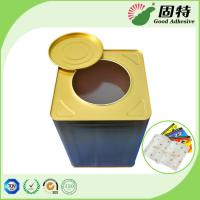 Buy cheap Indoor Fly Trap Yellowish Pur Hot Melt Adhesive Rubber Like Solid product