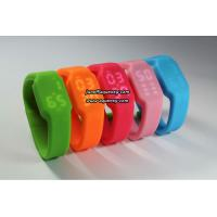 Buy cheap Wristband 1GB~32GB USB with LED Watch for Christmas product