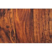 China hand scraped acacia wood flooring from Foshan factory on sale
