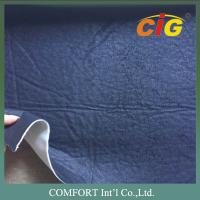 China Elephant Skin Polyester Emitation Suede Sofa Upholstery Fabric CE REACH wholesale