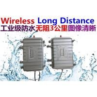 Buy cheap Analog video signal wireless transmission, No PTZ control, Accessibility wireless product