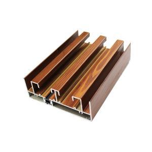 Buy cheap Forma de alumínio do quadro da porta deslizante do quarto personalizada para a decoração product