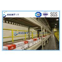 Buy cheap Chaint Palletizing Unit Load Conveyor 30 M / Min Speed With Automatic Robot product