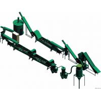 Buy cheap washing and recycling machine line,Waste plastic recycling machine product