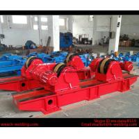 Buy cheap Cylinder Seam Welding Turning Roll Pipe Welding Equipment Rotator Machine 80000kg product