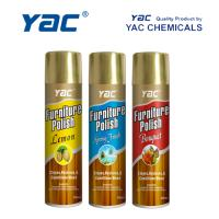 Buy cheap Anti- static Leather Furniture Protection Polish Spray for Leather Polishing  product