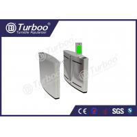 Buy cheap Anti - Temperature Flap Barrier Turnstile With Automatic Reset Function product