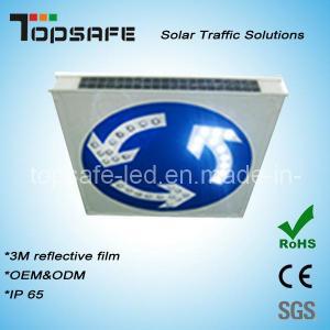 Buy cheap Traffic Ring-Like Sign/ LED Solar Traffic Sign (TP-SR-S2) product