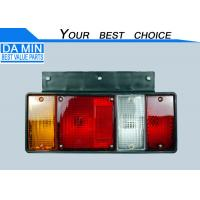 Buy cheap Rectangle ISUZU NPR Parts Tail Combo Lamp 8941786191 For NHR Can Add Back Buzzer Warning product