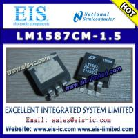 China LM1587CM-1.5 - NS (National Semiconductor) - Low Power Dual Operational Amplifiers on sale