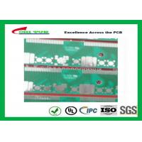 Buy cheap LED Lights Single Sided PCB printed circuit board  FR4 1.6MM product
