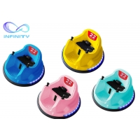 Buy cheap Christma / Birthday Gifts 3 to 8 Years Baby Kids Bumper Car with CPC and TUV from wholesalers