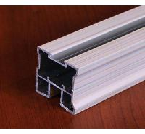 Buy cheap T6 Square Door Aluminium Frame Profile For Sliding Decorative Material product