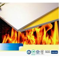 Buy cheap 1220mm*2440mm fire-resistant alucobond aluminum composite panel product