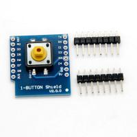 Quality 1 Button Shield Board SMT PCB Assembly For WeMos D1 Mini Switch PCBA Board for sale