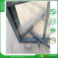 Buy cheap Alibaba swing open steel window designs popular for American market product