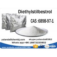 Buy cheap Synthetic Nonsteroidal Estroge Diethylstilbestrol CAS 56-53-1 for Female product