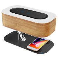 Buy cheap Portable Wireless Bluetooth Speakers IPX5 Waterproof Subwoofer cordless bluetooth speaker with LED Night light For phone product