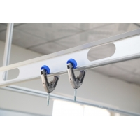 Buy cheap Vertical Conveyor Logistics SS Clothes Hanging System product