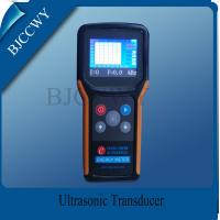 Buy cheap Hand Hold Ultrasonic Cleaning Machine , Ultrasonic Sound Pressure Meter product