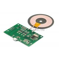 Buy cheap Wireless Charger Qi Transmitter Module For Android Devices , OEM Acceptable product