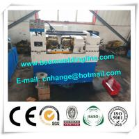 Buy cheap Rebar CNC Drilling And Threading Machine , Steel Rod Threading Machine product