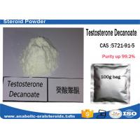 Buy cheap Muscle Mass Testosterone Decanoate / Test D  5721-91-5 For Bodybuilding product