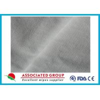 China Non Irritating biodegradable Spunlace Nonwoven Fabric For Medical And Sanitary Products on sale