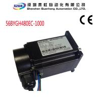 Two Phase Hybrid Closed Loop Stepper System 81 mm Holding Torque 2.2 N * m
