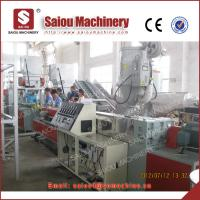 Buy cheap SAIOU plastic HDPE prestress flat pipe line product