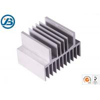 Buy cheap Light Material Magnesium Alloy Extruded Heat Sink Profile AZ31B With Good Ductility product
