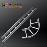 China Hot Dipped Galvanized/HDG Steel Ladder Type Cable Tray Manufactured In China Jiangsu on sale
