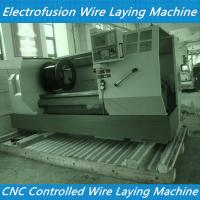 Buy cheap Delta CNC Electro Fusion Wire Laying Machine product