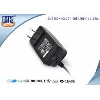 Buy cheap UL FCC Intertek 12V 1.5A wall power adapter , AC To DC Power Adapter product