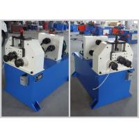 Buy cheap GY40 Big Radius Pipe Roller Bender , High Speed Flat Bar Roller Machine product