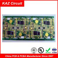 Buy cheap Green 1OZ HDI Printed Circuit Boards 0.8-3.2mm Lead Free Pcb product